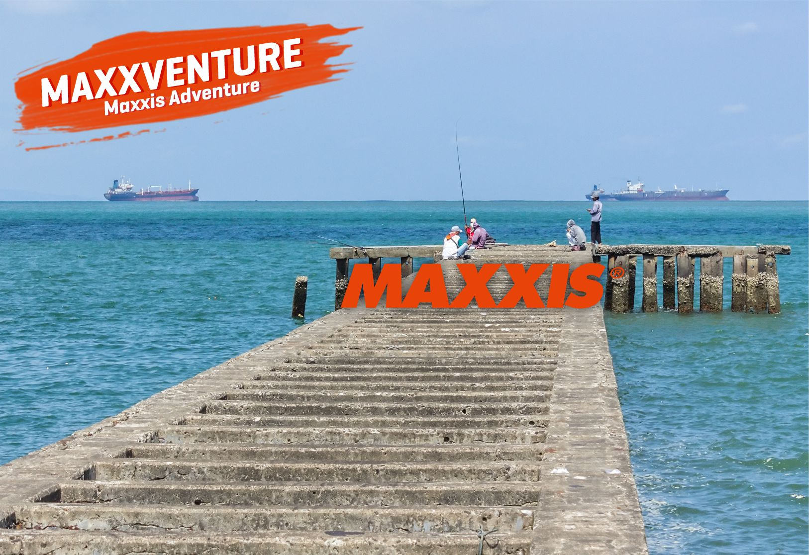 Jelajahi Teluk Penyu Bersama Maxxis Tire