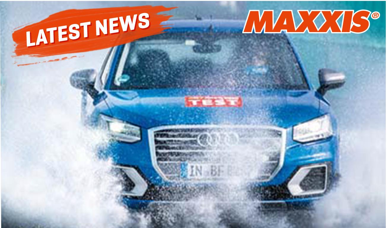 Selamat! Majalah Otomotif Jerman Nobatkan Maxxis HP5 Sebagai Ban Paling Recommended