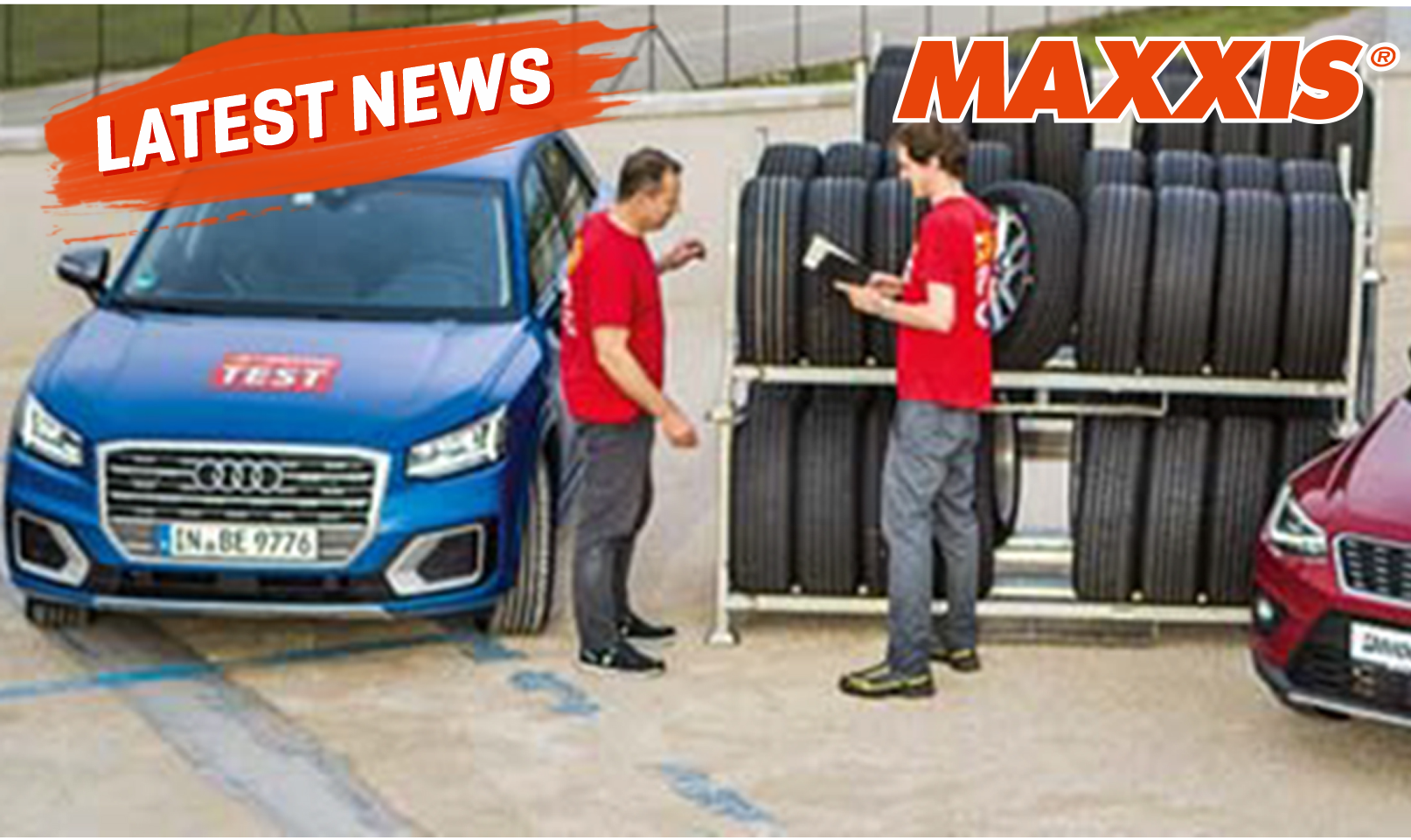 Maxxis HP5 dan Maxxis VS5 Ban Paling Recommended di Musim Panas 2020 Versi Lembaga Pengujian TCS Swiss