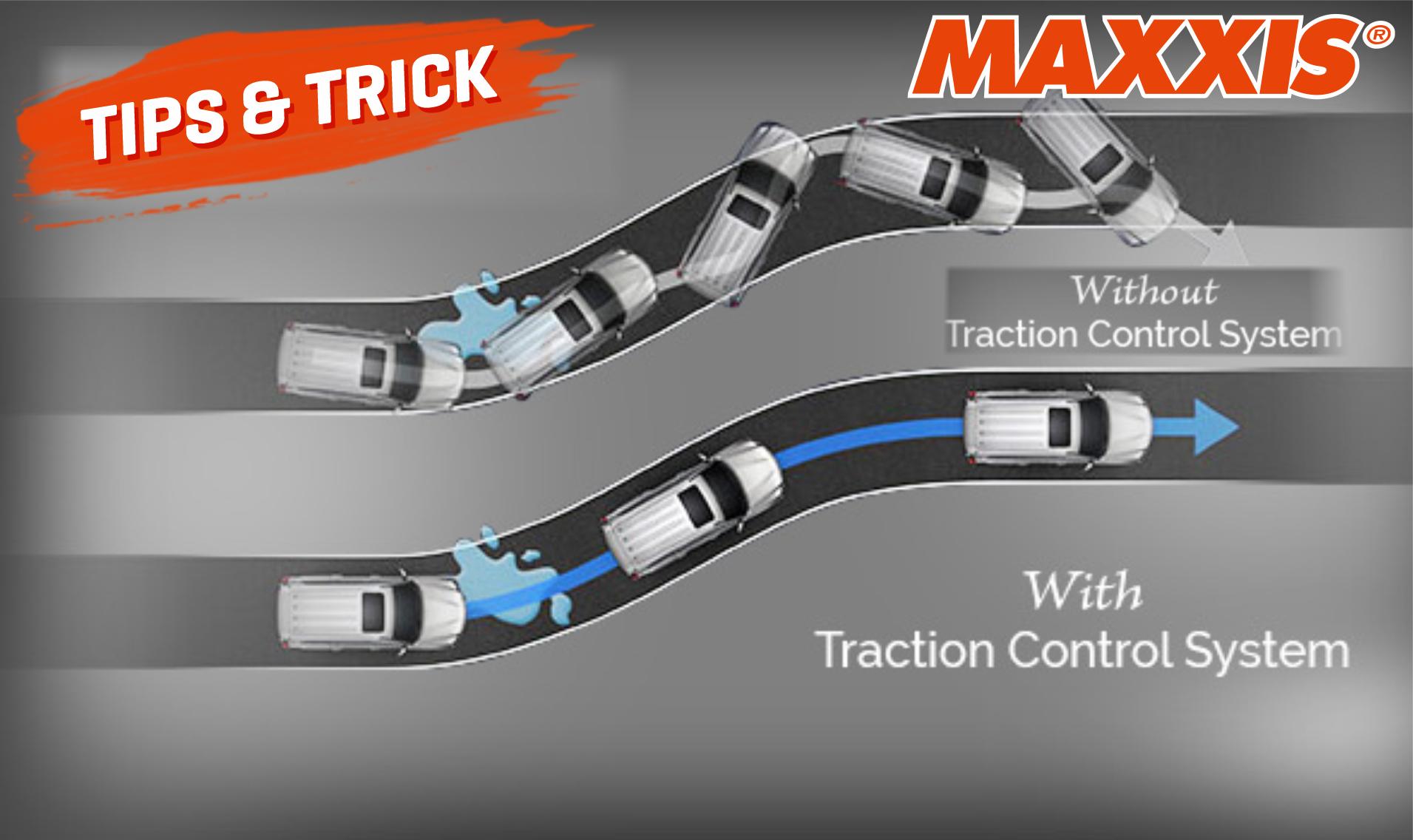 Kenali Fitur Traction Control System Demi Cegah Slip Saat Berkendara
