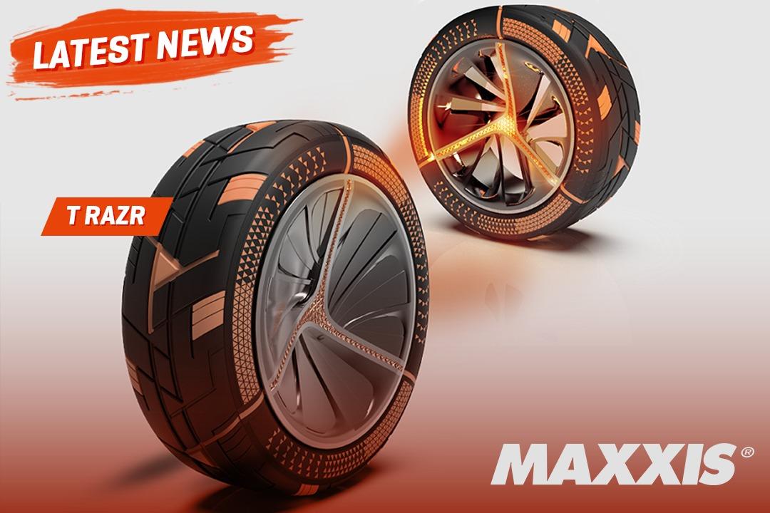 Selamat! Ban Maxxis T Razr Menangkan Penghargaan Bergengsi A'Design Award 2020