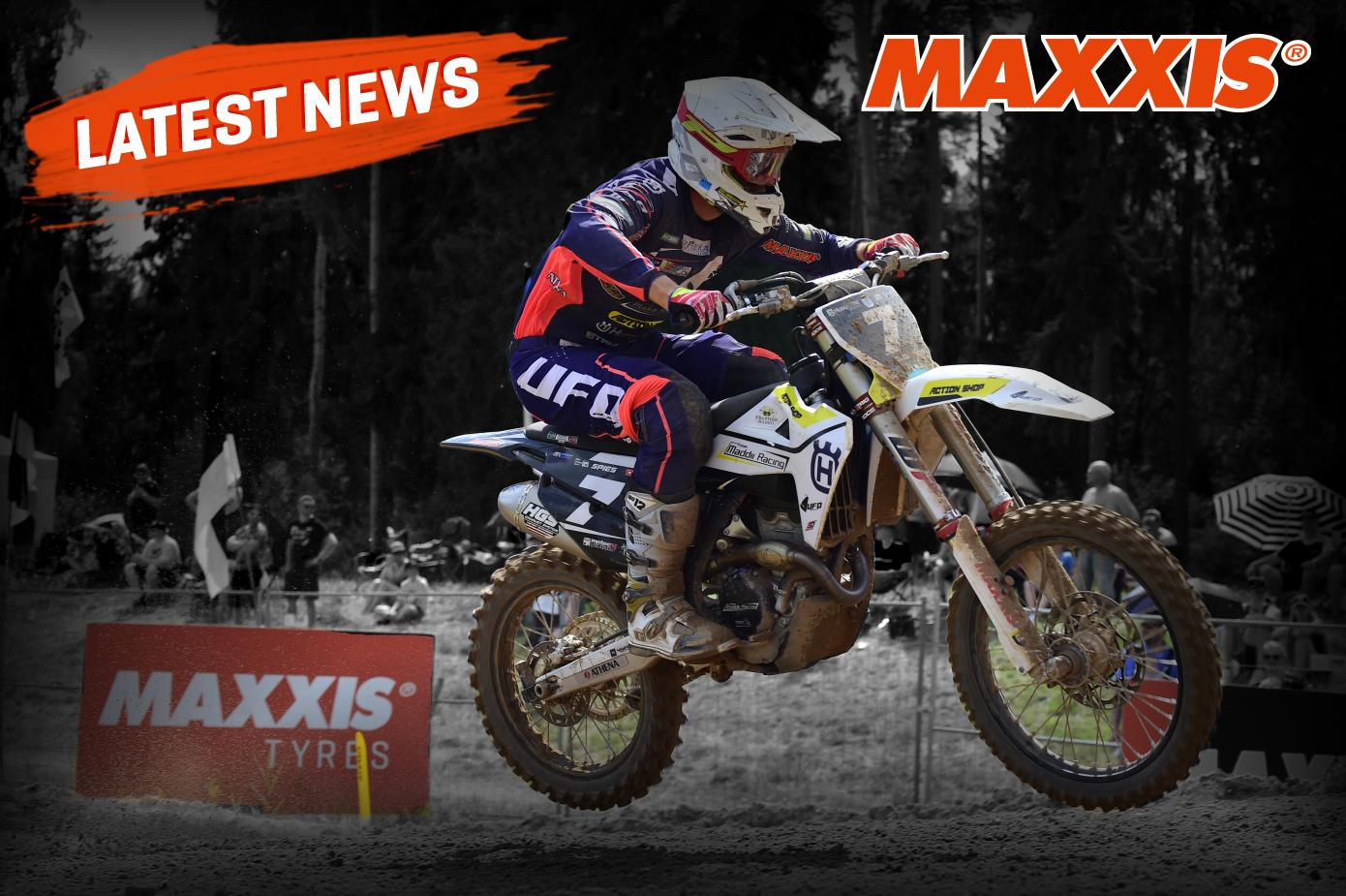 Liam Everts dan Maxxis Gemilang di Putaran Pertama MXGP di Inggris