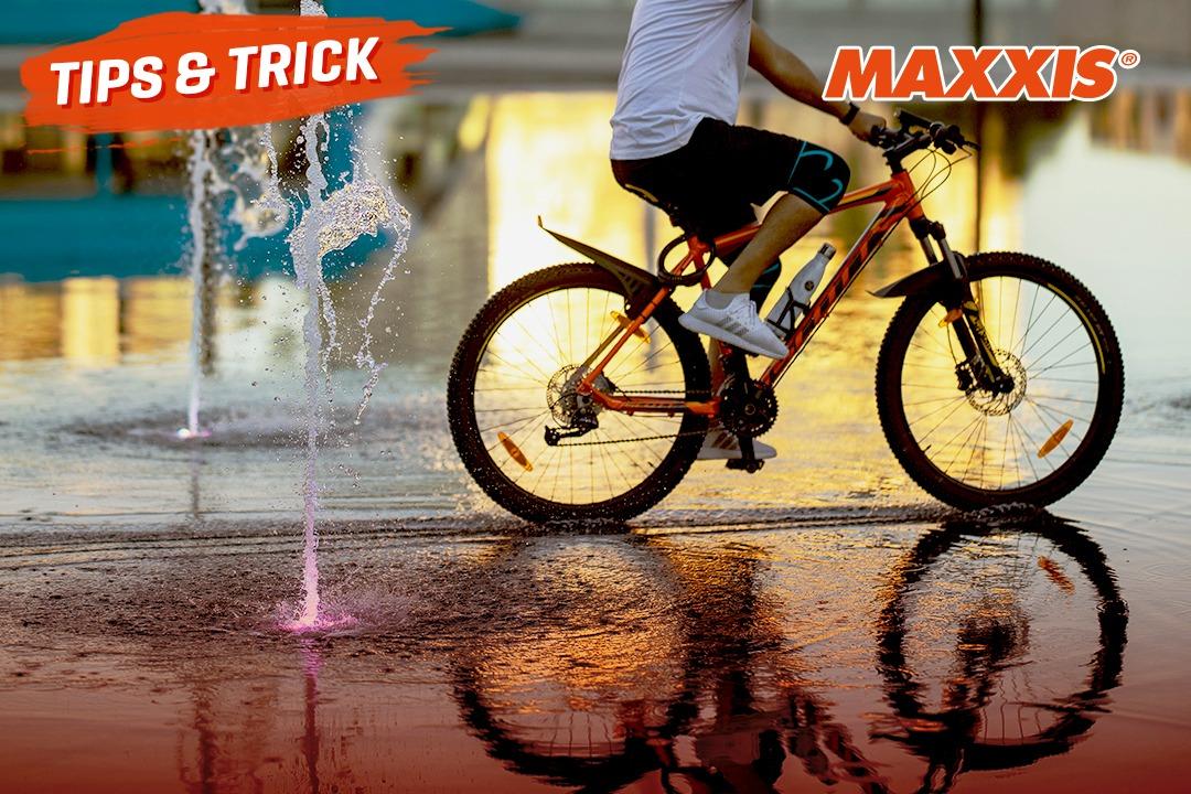 Aturan Wajib! Sepeda Harus Dipasang Spakbor