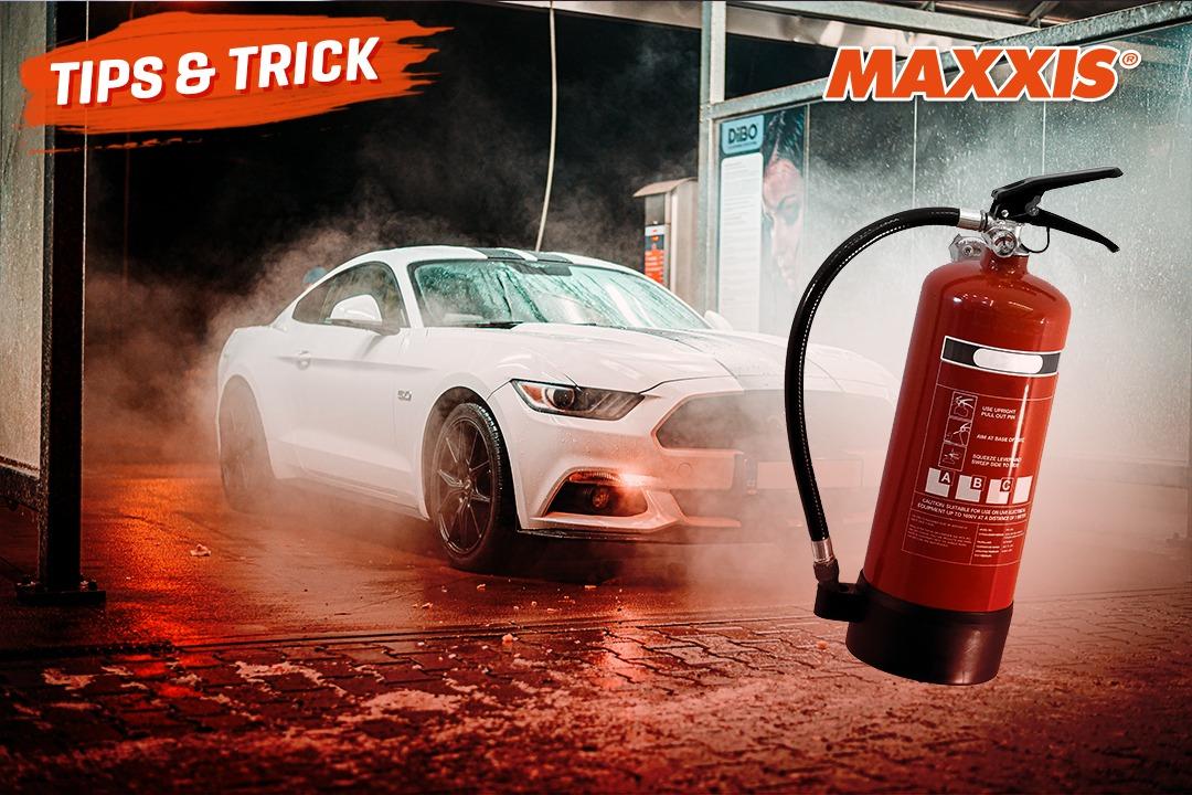 Antisipasi Terjadinya Kebakaran Mobil, Pastikan Selalu Sedia APAR